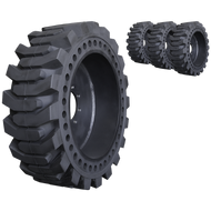 12x16.5 Prowler Proflex Solid Tires and Wheels Combo