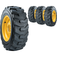 10x16.5 Guard Dog Tires and Wheels Set
