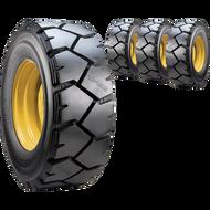12x16.5 Ultra Guard LVT Tires and Wheels Set