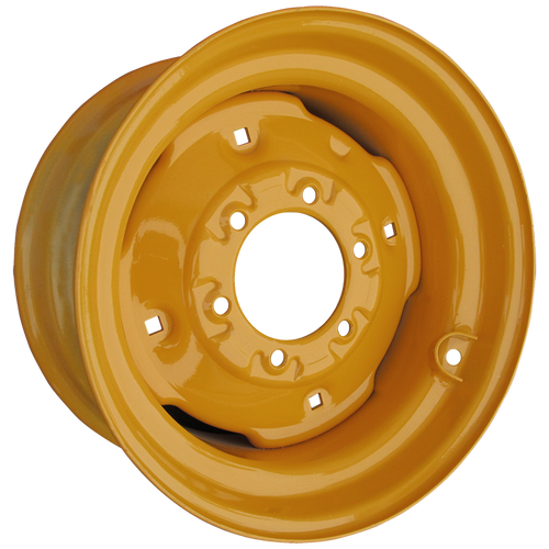 Case 1838 6 Lug Skid Steer Wheel