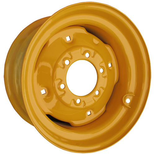 Mustang 940 Skid Steer Wheel  - Offset 0.38-I