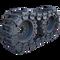 Prowler Predator Steel OTT Tracks for 10x16.5 Tires