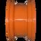 Kubota SSV65 8 Lug Skid Steer Wheel for 10x16.5 Skid Steer Tires Side View