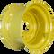 CAT 242D 8 Lug Skid Steer Wheel for 12x16.5 Skid Steer Tires