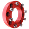 8 Lug 2 Inch Red Skid Steer Wheel Spacer 8x8