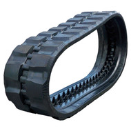 JCB 150T 320mm Wide Staggered Block Rubber Track
