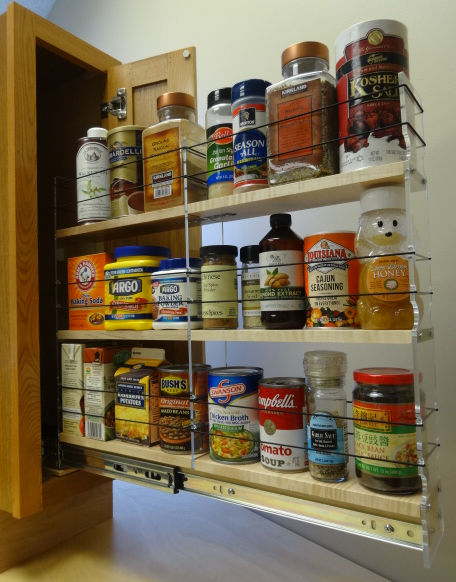 Spice Racks Organizing Spices Spice Rack Drawer Vertical Spice