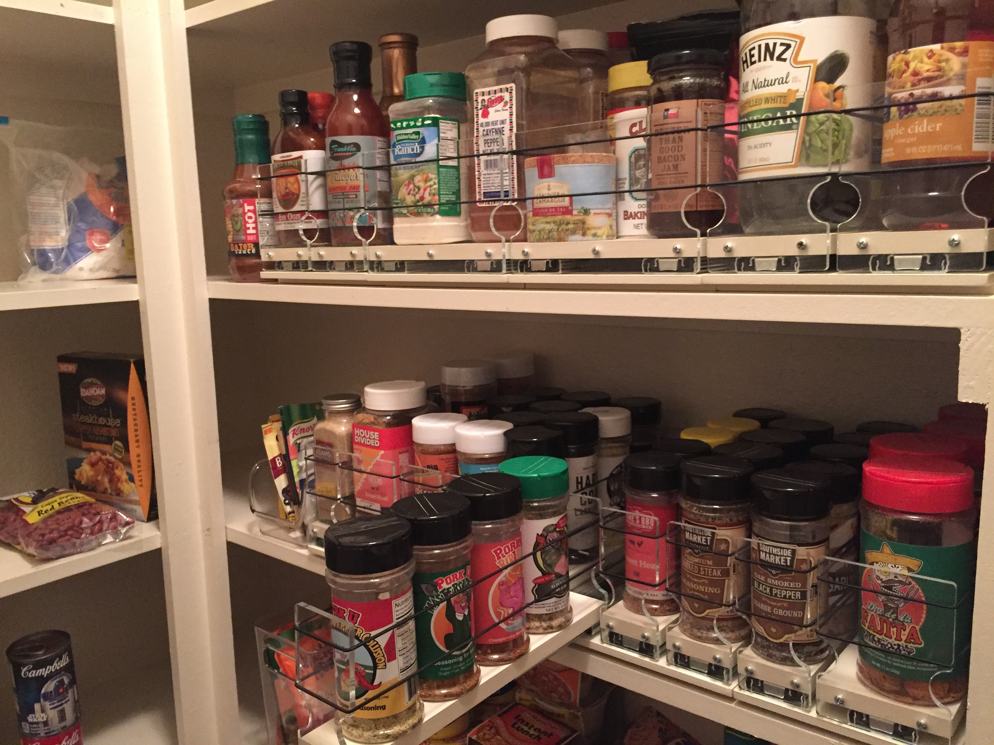 Rub Storage Organization