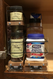 23x1.5x11 Spice Rack Combo Drawers - compact cabinet storage