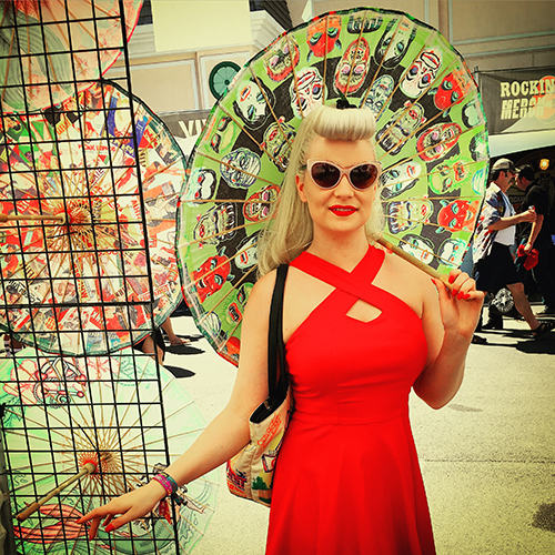 Show Us Your Parasols And We Ll Show You Ours Retro A Go Go