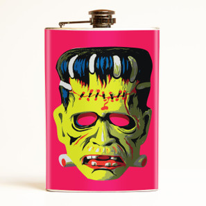 Frankie Mask Flask-OUT OF STOCK -