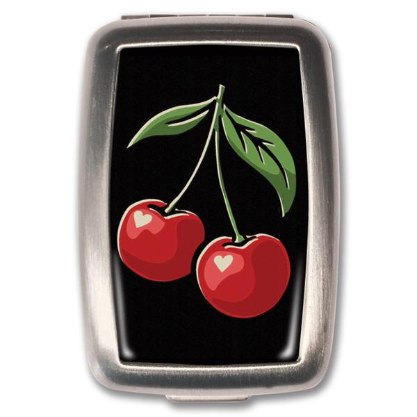 Black Cherries Pill Box -