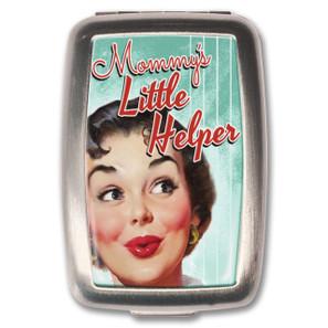 Mommy's Little Helper Pill Box - 0641938654851