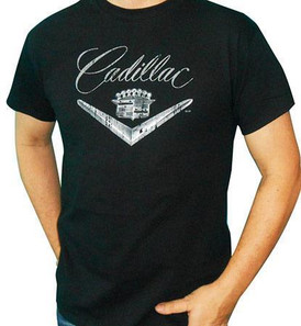 Vintage Cadillac Men's T-Shirt