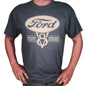 Ford Genuine Parts V8 Men's T-Shirt
