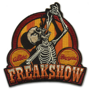 Freakshow Patch - 0641938655353