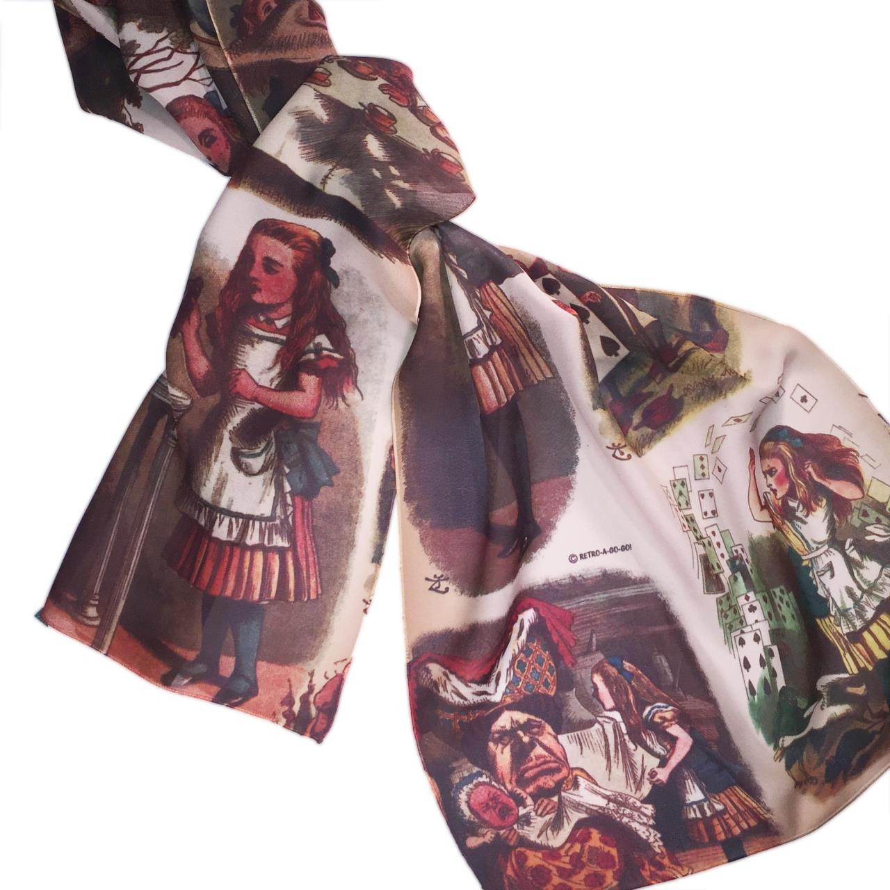 Ask Alice Fashion Scarf -
