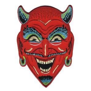 Fun-House Devil Patch - 0641938655476