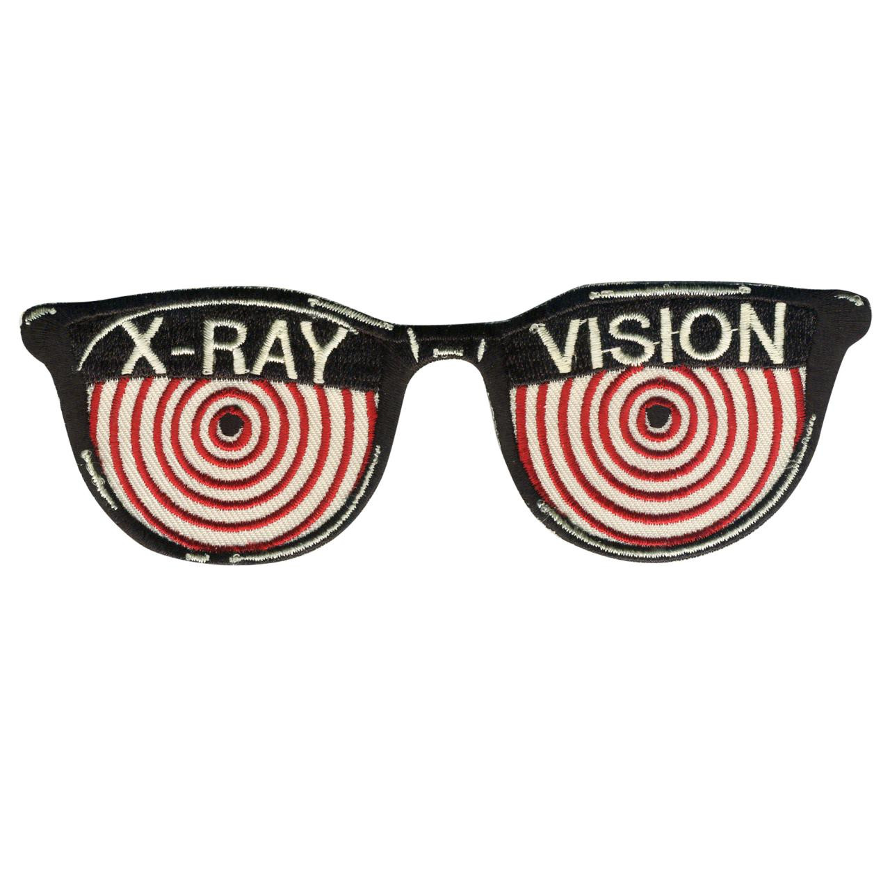 X-ray Vision Patch - 0641938656183