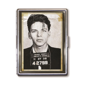 """Chairman of the Board"" Mugshot Cigarette Case"
