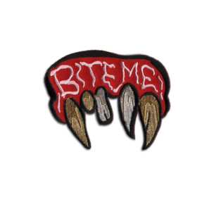 Bite Me Patch - 0641938655674