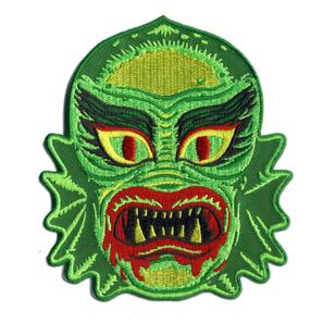 Fish Face Freak Patch - 0641938655599