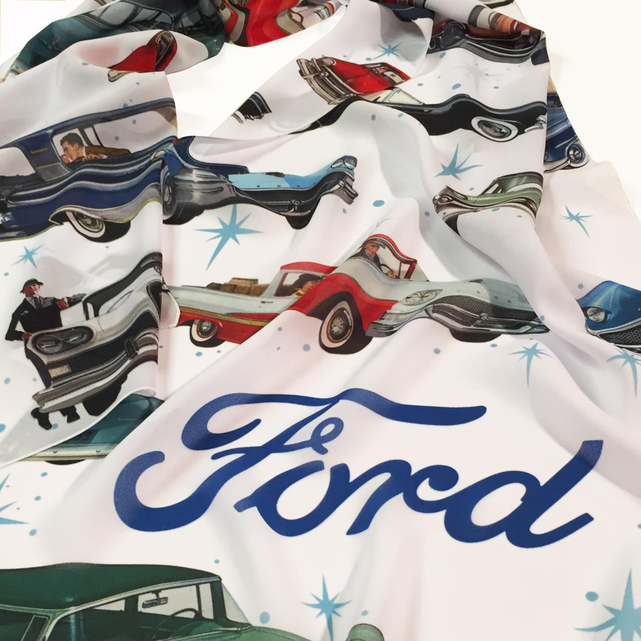 Ford Parade Fashion Scarf* -