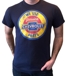 Vintage Chevrolet Men's T-Shirt -