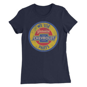 Vintage Chevrolet Women's T-Shirt -