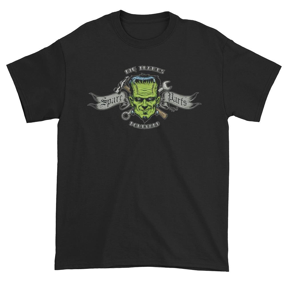 Big Frank's Boneyard Men's T-Shirt* -