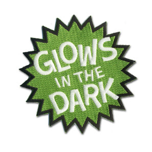 Glows In The Dark Patch - 0641938656022