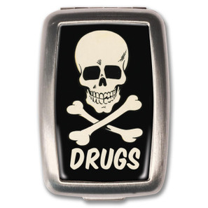 Drugs Pill Box - 0641938654844