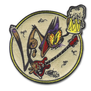 SD Schitzles Der Cat Patch* -