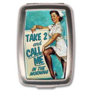 Take 2 Pill Box - 0641938654622