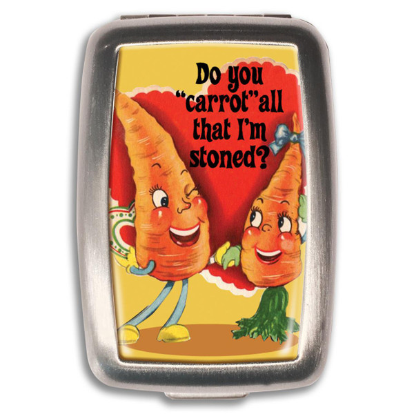 I'm Stoned Pill Box -