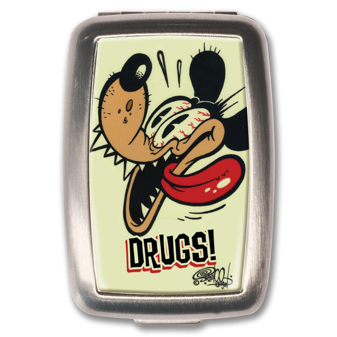 Drugs! Pill Box -