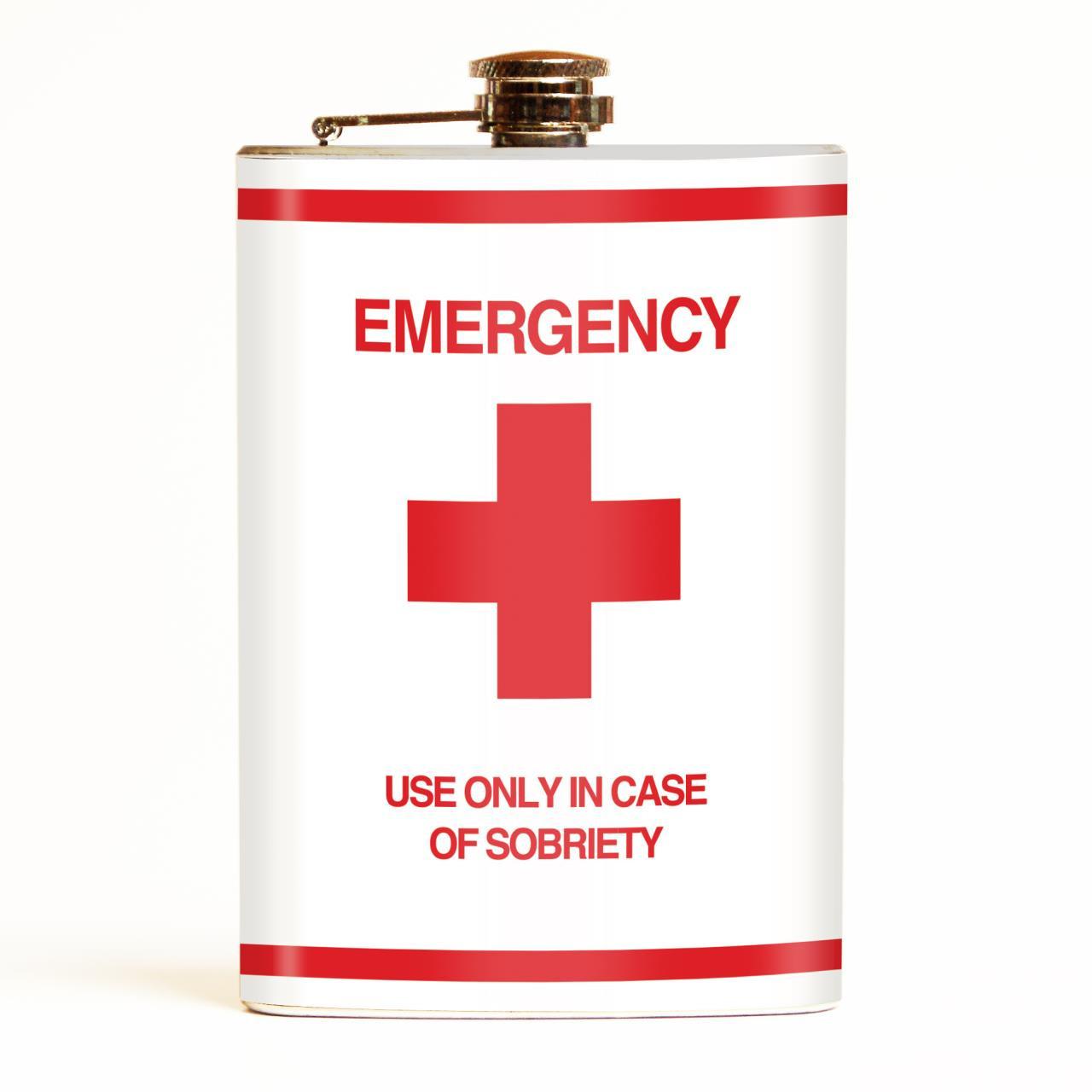 Emergency Flask* -