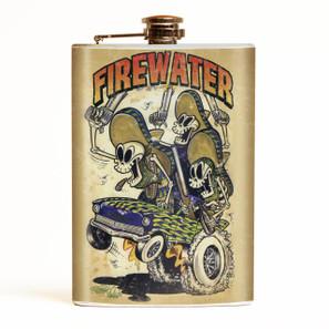 Firewater Flask* -