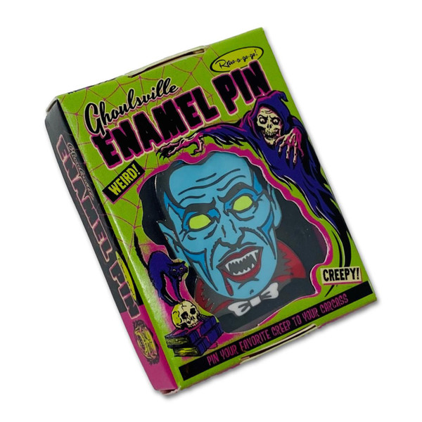 Blood Of Dracula Collectible Pin - 0641938656336