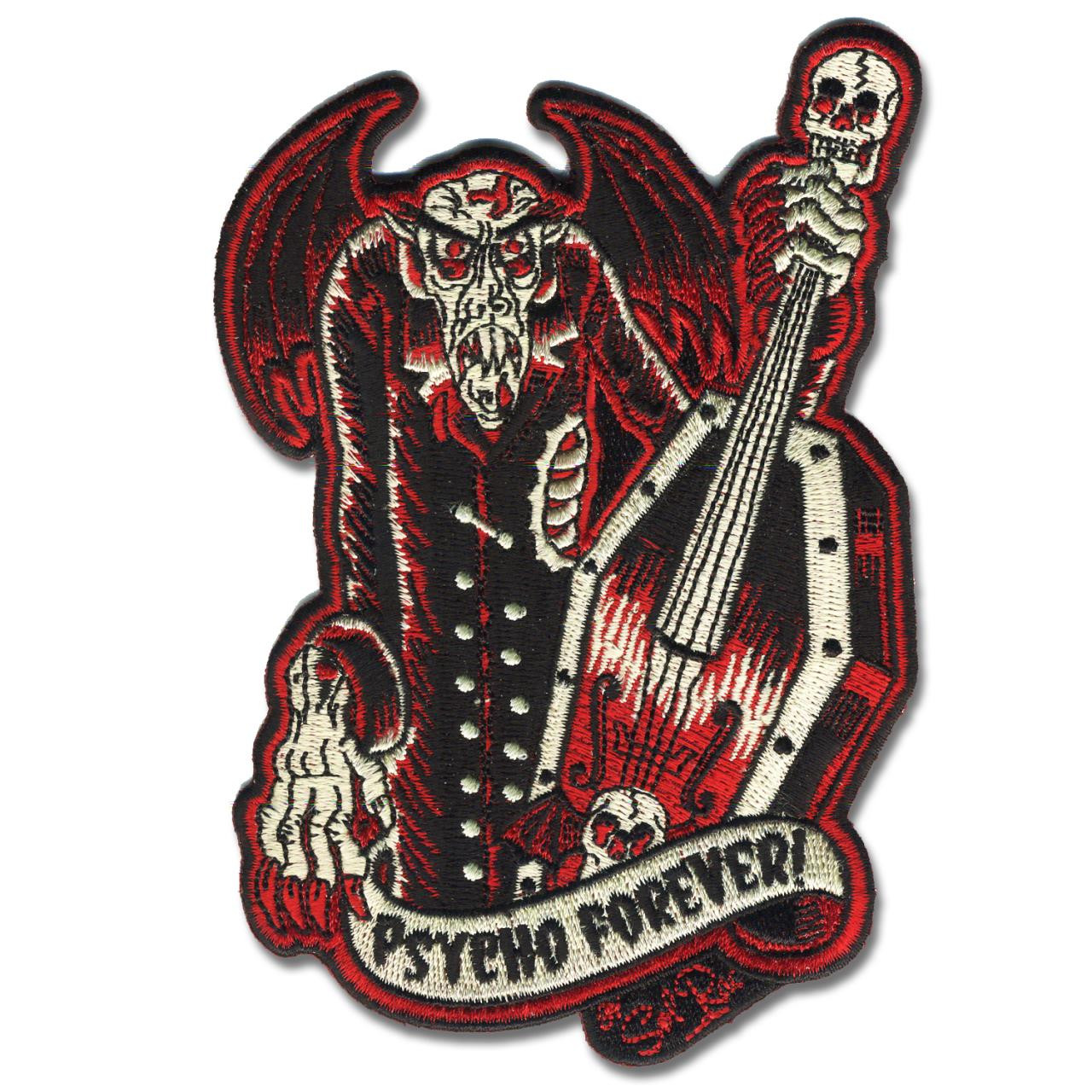 Psycho Forever Patch* -