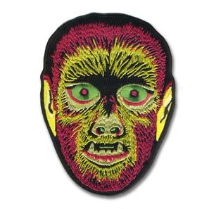 Electric Werewolf Patch - 0641938656374