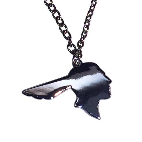 Detroit Chrome Pontiac Necklace* -