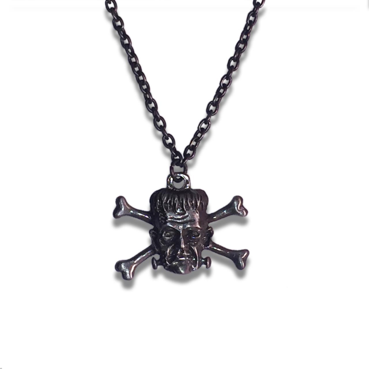 Big Frankie Charm Necklace* -