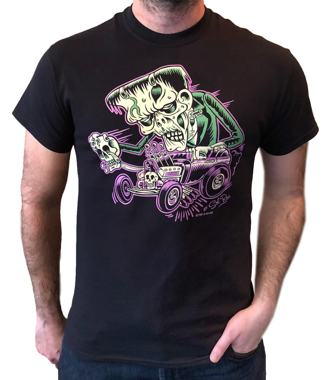 Monster Rod Men's T-Shirt* - 0659682805849