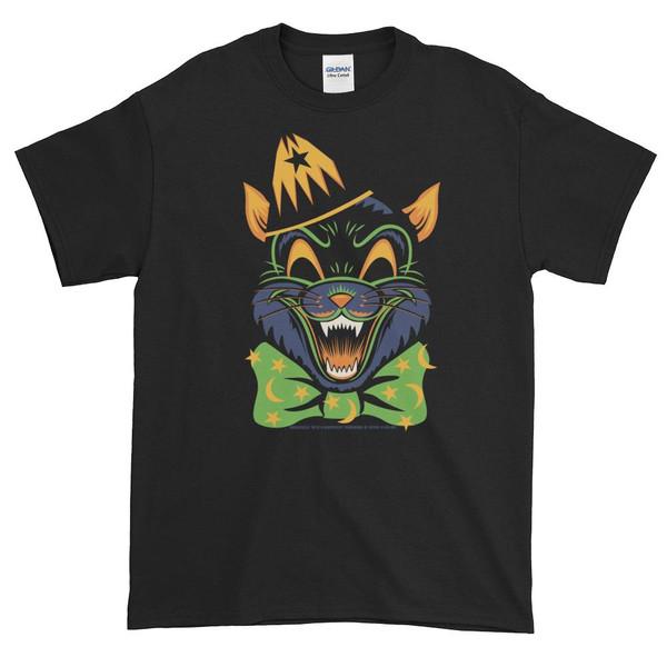 Crazy Cat Men's T-Shirt* -