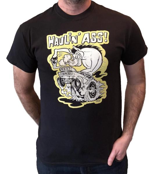 Haulin' Ass! Men's T-Shirt* -