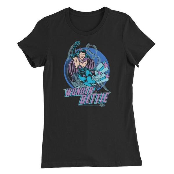Bettie Page Wonder Bettie Women's T-Shirt* -