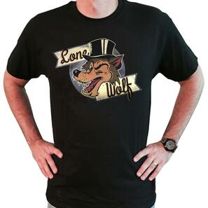Lone Wolf Men's T-Shirt -