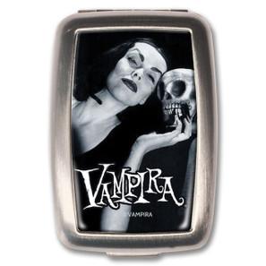 Vampira Pill Box -