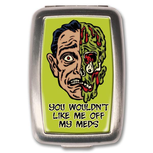 Off My Meds Pill Box -